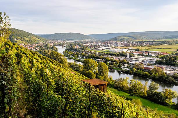 Klingenberg in Franconia-Deutschland – Foto