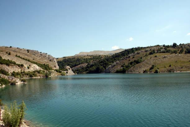 Klinjsko See in Gacko Gebiet – Foto