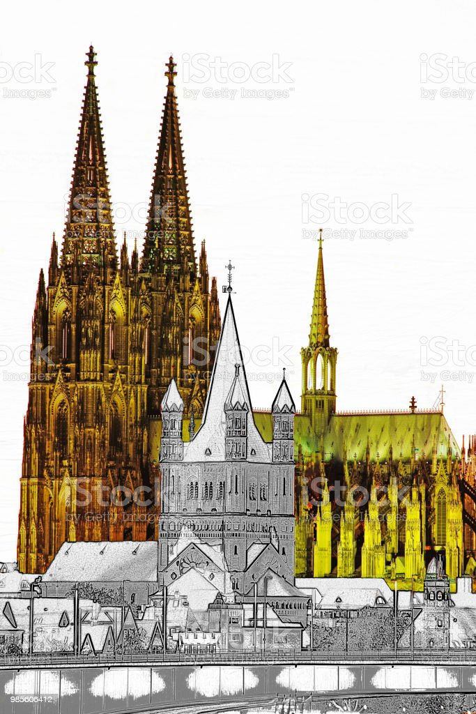 Kölner Dom – Foto