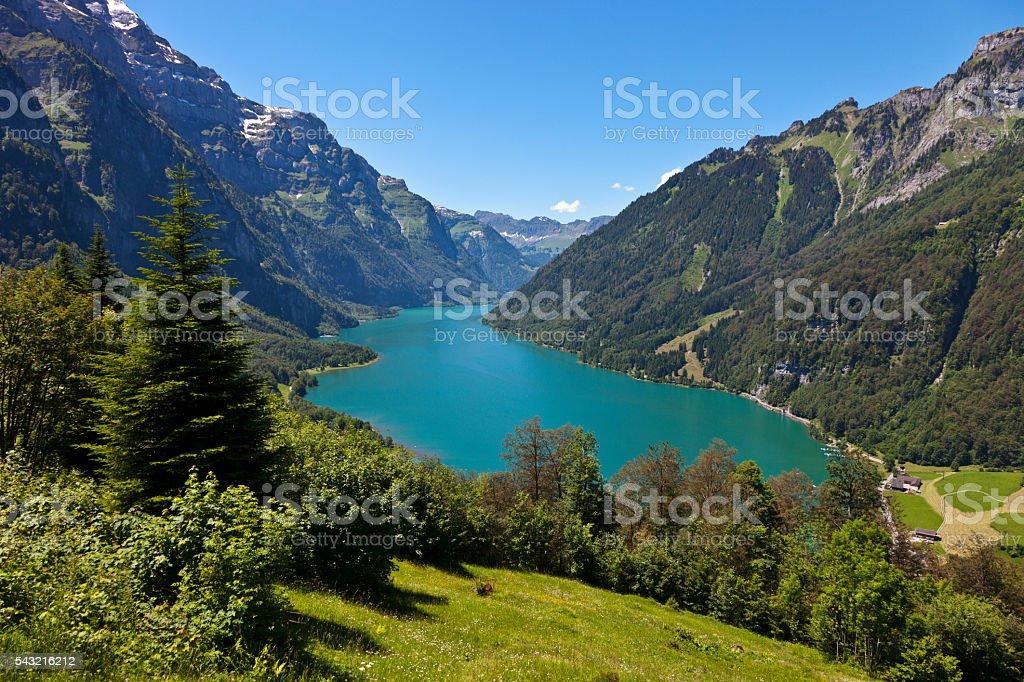 Kloental Valley stock photo