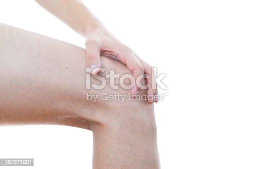 1133511905istockphoto Knee pain 187271001