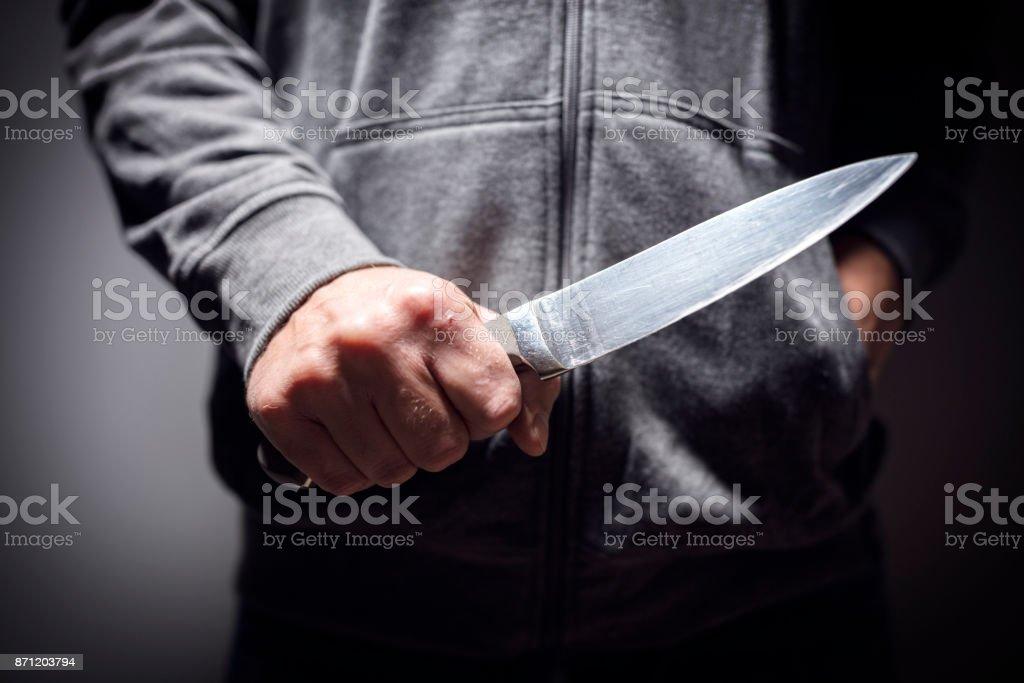 Knife crime – Foto