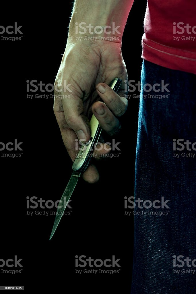 knife culture royalty-free stock photo