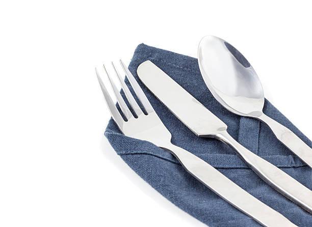 Messer, Gabel und Löffel – Foto