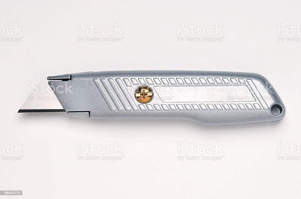 Knife royalty-free stock photo