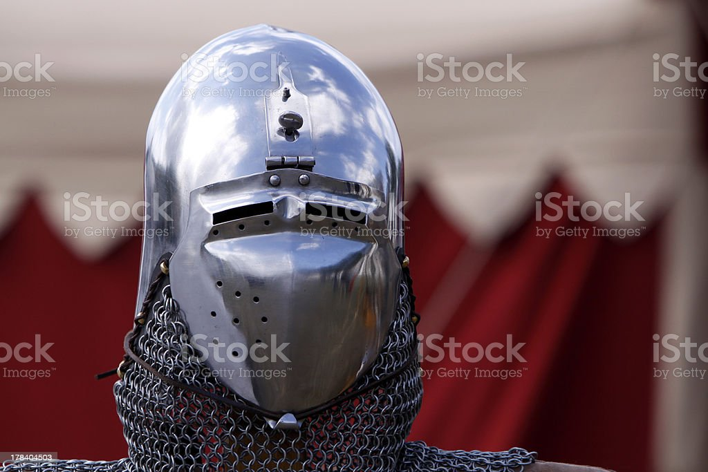 Knight Armor stock photo