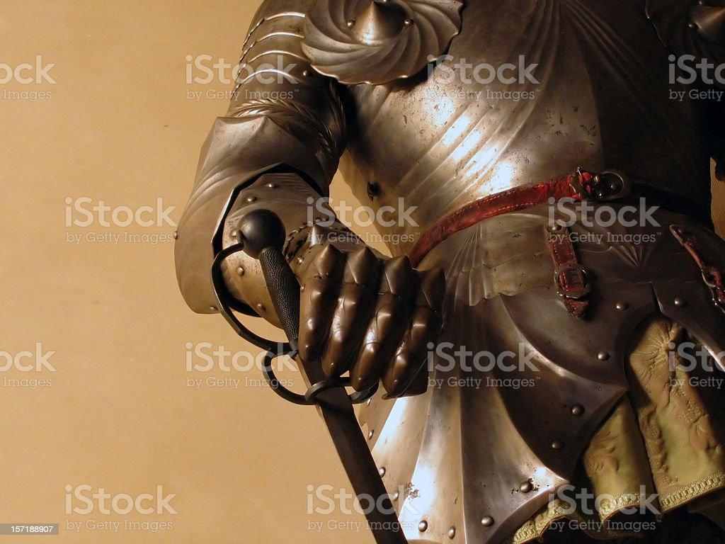 Knight armour - foto de stock