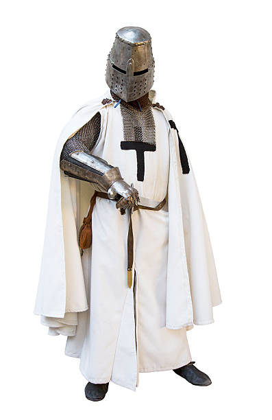 knight crusader - the crusades stock photos and pictures