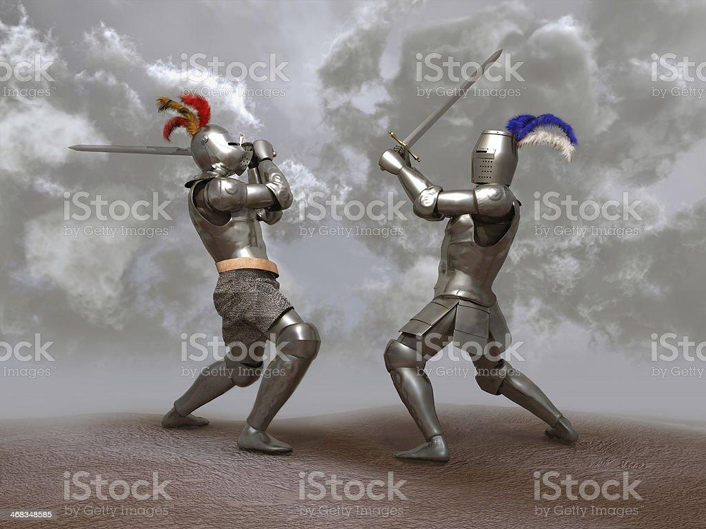 Knights Kampf – Foto