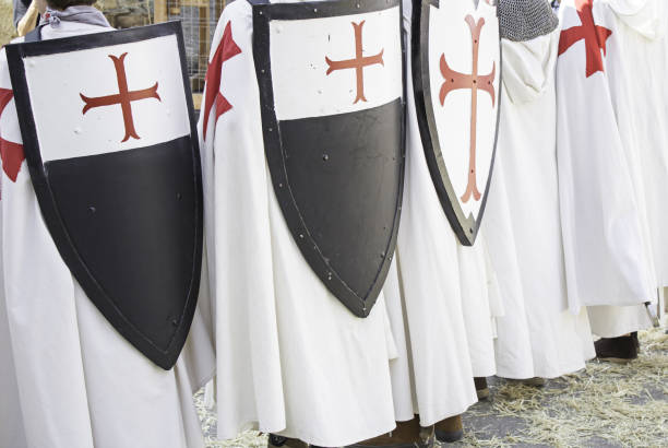 knights templar - knights templar stock pictures, royalty-free photos & images