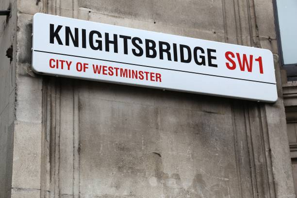 Knightsbridge Street – Foto