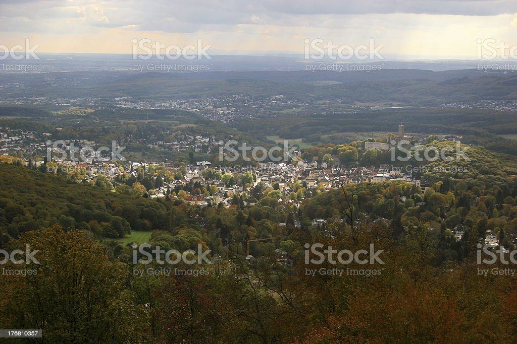Königstein im Taunus royalty-free stock photo