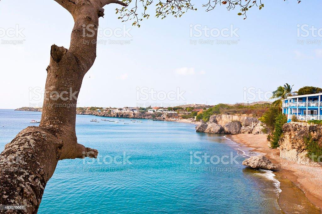 Knip-Strand Curacao – Foto