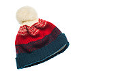 istock Knitted beanie 485784618