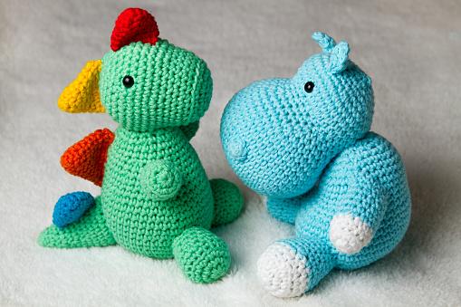 Amigurumi Hippo in Swimsuit Crochet Free Pattern - Crochet & Knitting | 339x509