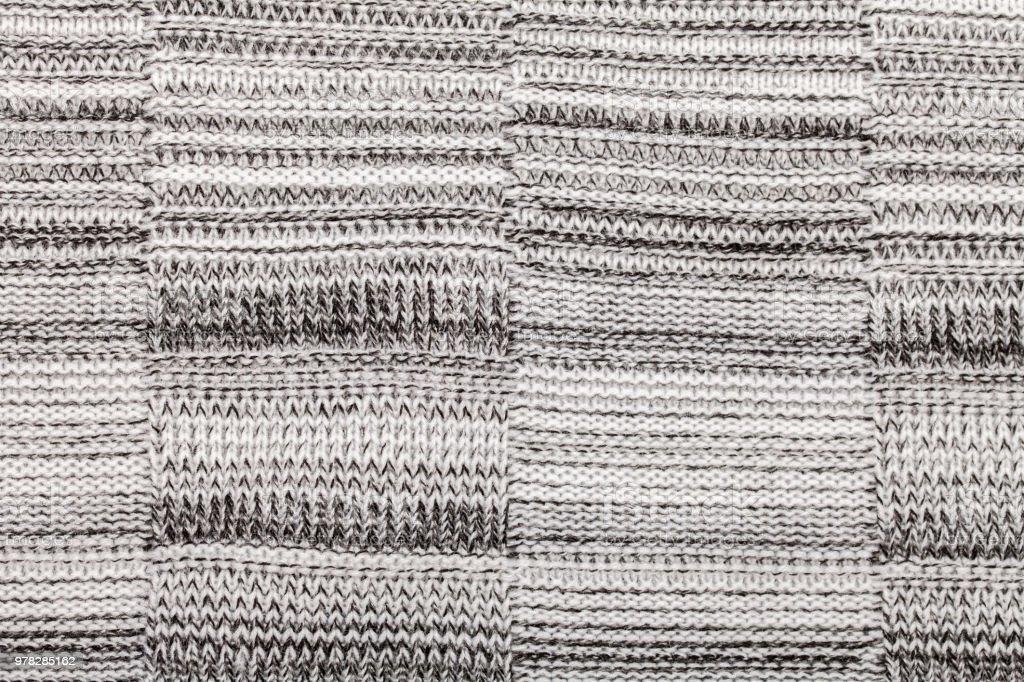 Fotografía de Melange Patrón Textil Es De Tejido y más banco de ...