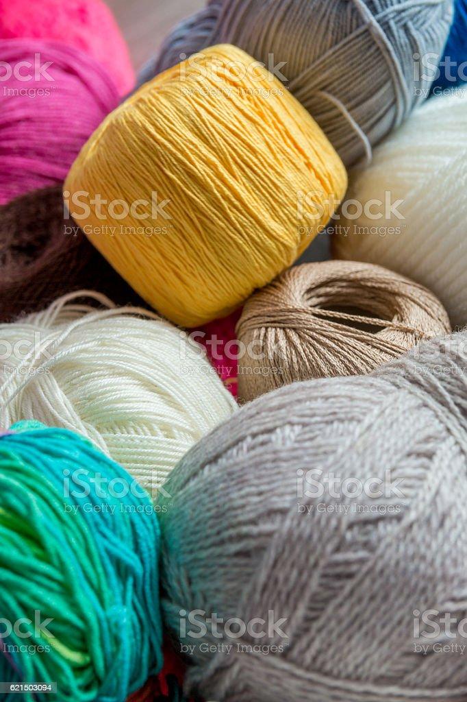 Knitted sweater.  handmade photo libre de droits