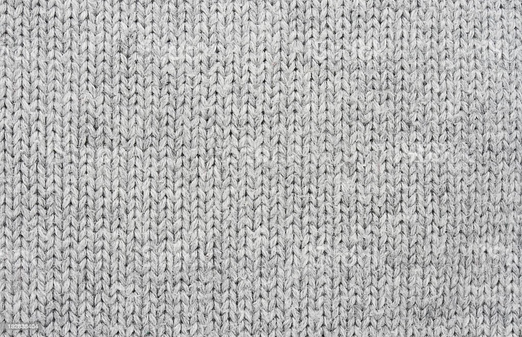 Knitted wool textile background stock photo
