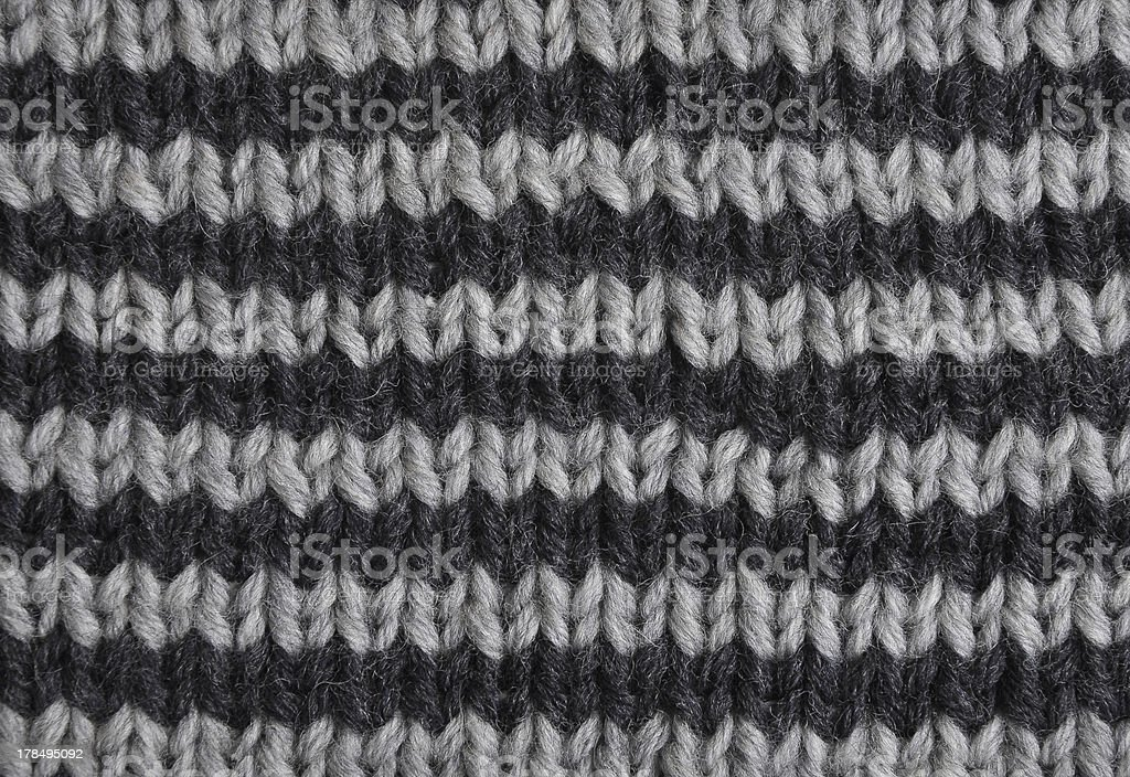 Knitting background royalty-free stock photo