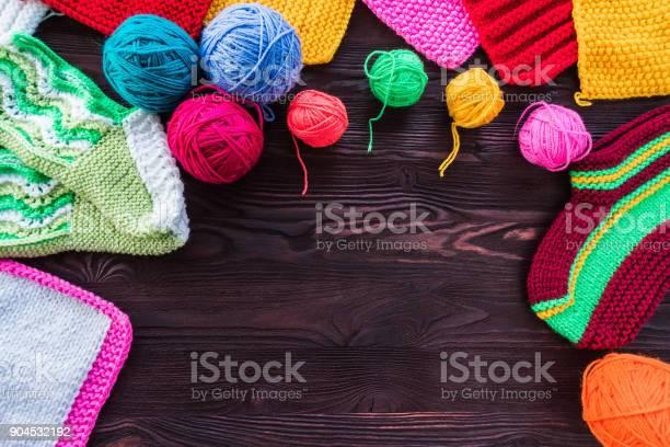 Knitting ball of yarn and knitting needles picture id904532192?b=1&k=6&m=904532192&s=612x612&h=a475udipdqezmx2qczqxe vgy125b7hfmn5b8nlx5wg=