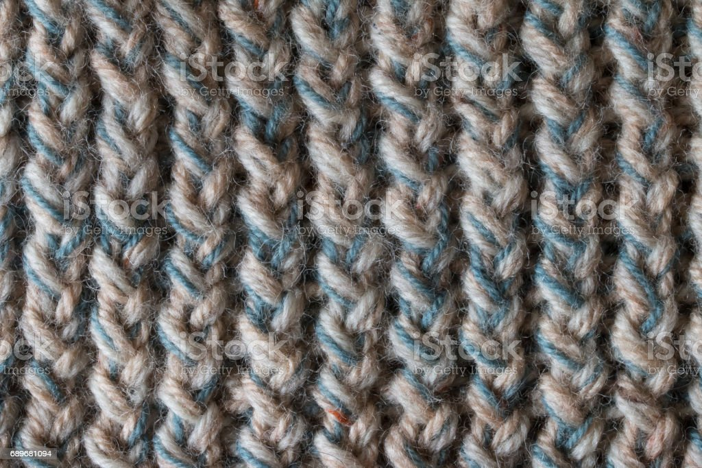 knitting multicolor yarn,background texture stock photo