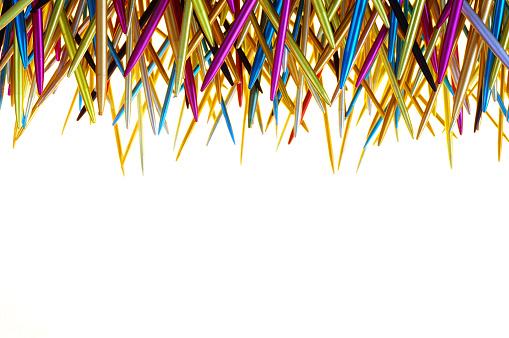 istock knitting needle isolated objects 526686165