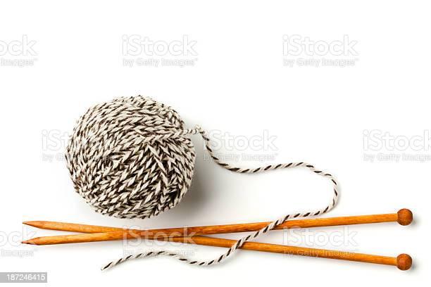 Knitting needles and ball of yarn picture id187246415?b=1&k=6&m=187246415&s=612x612&h=hggeh9afoa7hqe6mr scznaqsngc adzqgsme1outyq=