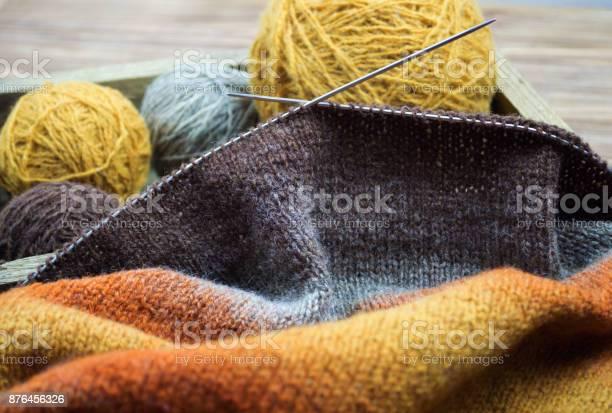 Knitting needles and knitting picture id876456326?b=1&k=6&m=876456326&s=612x612&h=zucr2otxsqfklvmtmpwqgese6iv8u5dy uv qxwqmim=