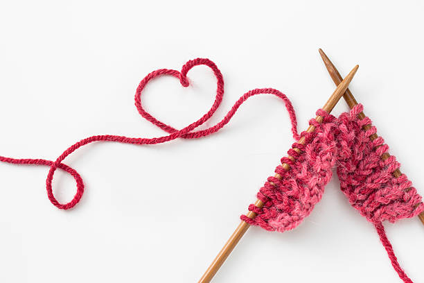 Knitting Needle Stock Photos, Pictures & Royalty-Free Images - iStock