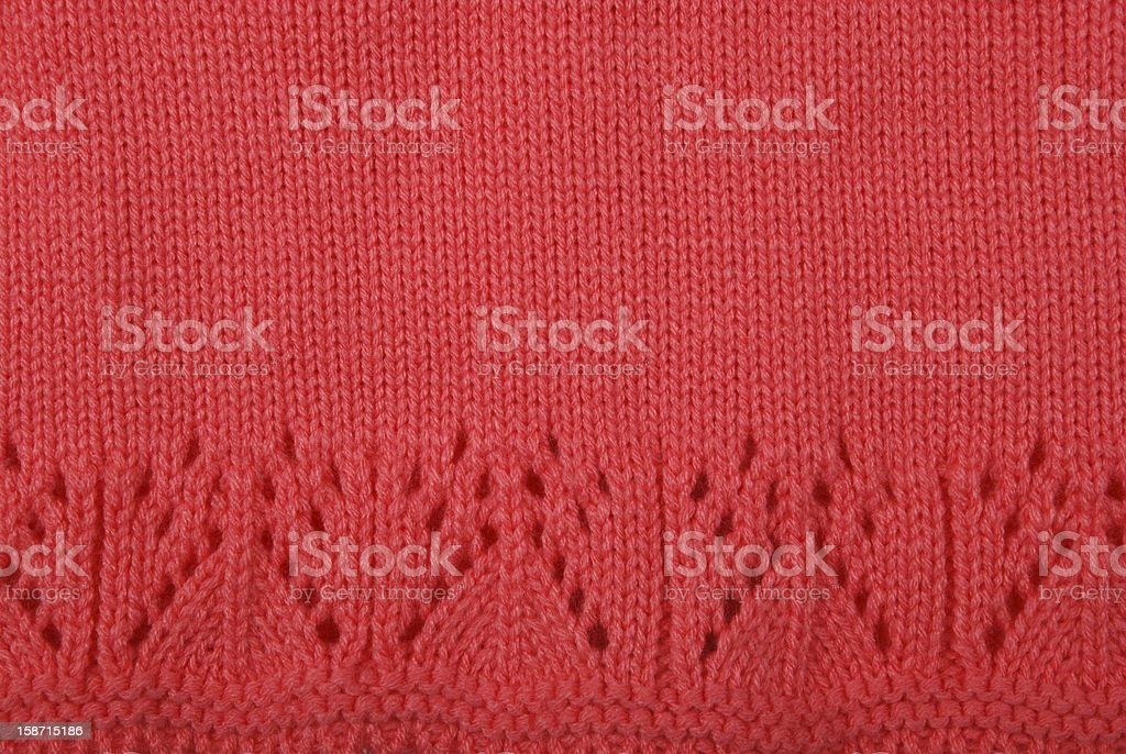 Knitting. Texture royalty-free stock photo