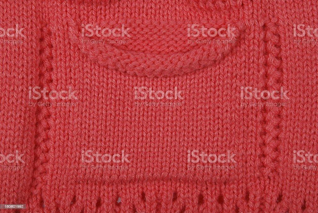 Knitting. Texture royalty-free stock photo