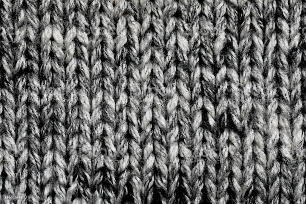 Knitting wool texture background. High resolution photography. stock photo