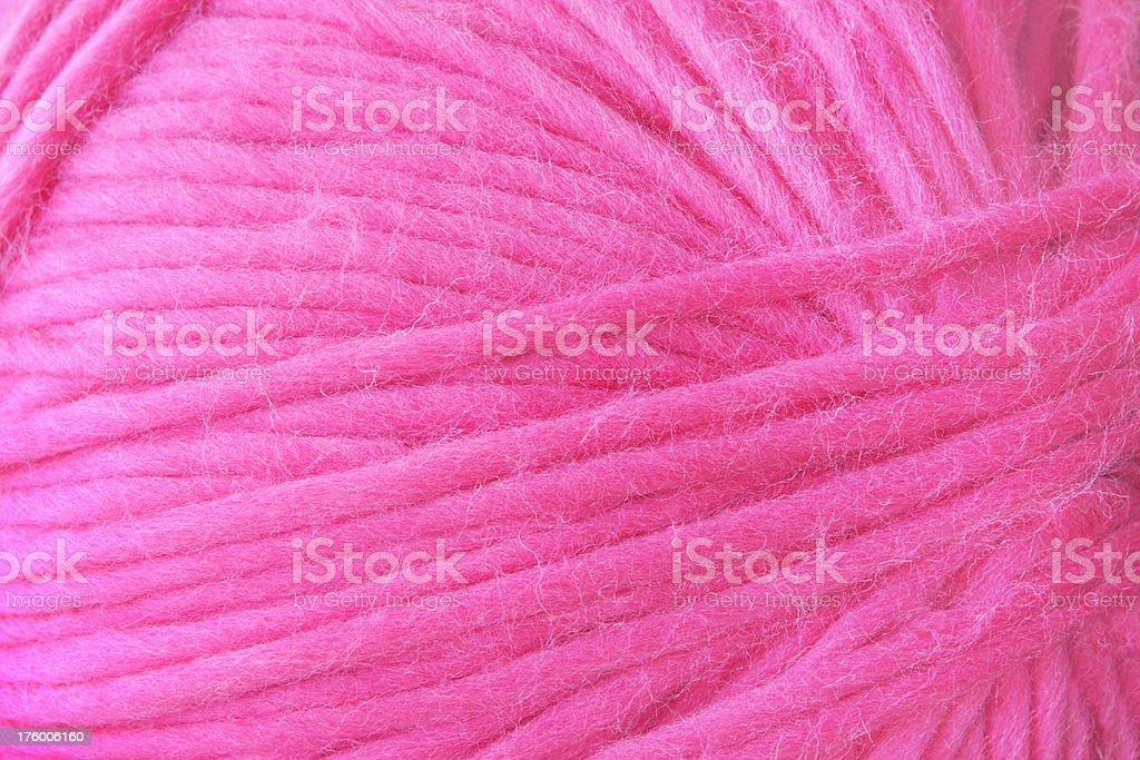 Knitting Yarn Craft Pastime Wool royalty-free stock photo