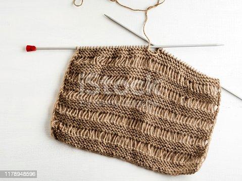 Knitting, Cut Out, Knitting Needle, Wool, Art And Craft,Textile, White Background, hand knitting yarns,