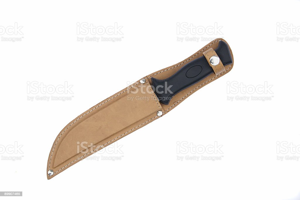 Knive royalty-free stock photo