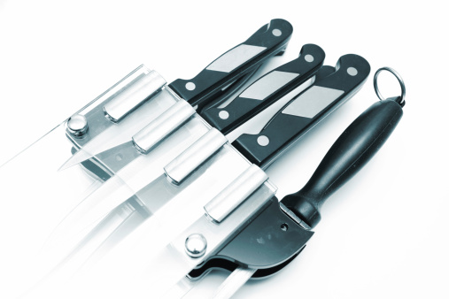 Knives Stock Photo - Download Image Now