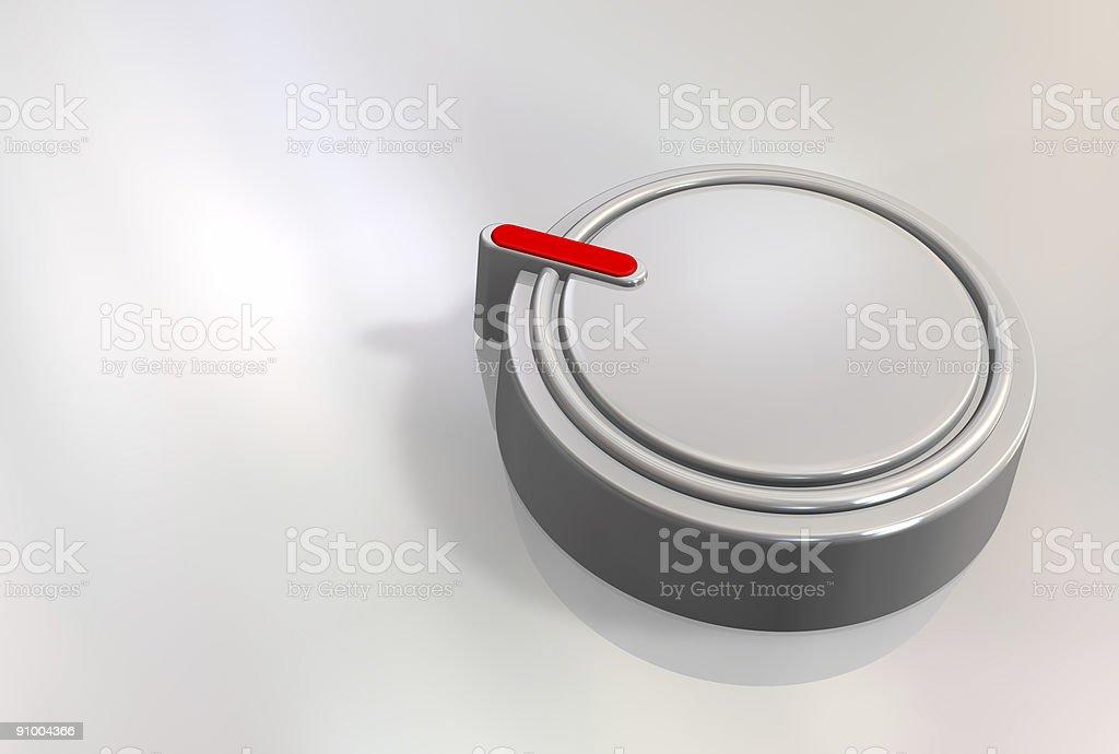 knob royalty-free stock photo
