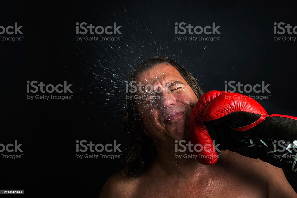 knock out stock photo