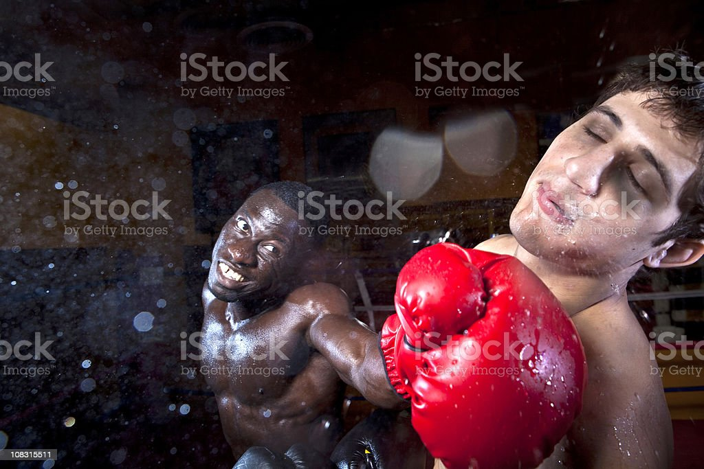 Knocked out royalty-free stock photo