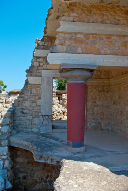 Knossos-Steine – Foto