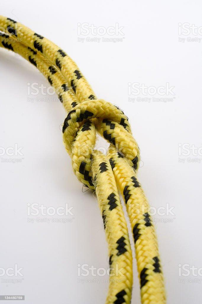 Knot stock photo