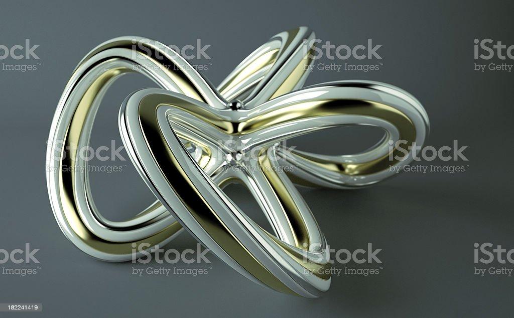 Knot royalty-free stock photo