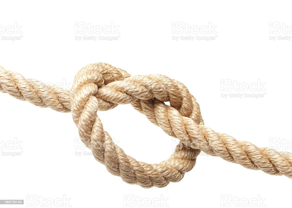 knot royalty-free stock photo