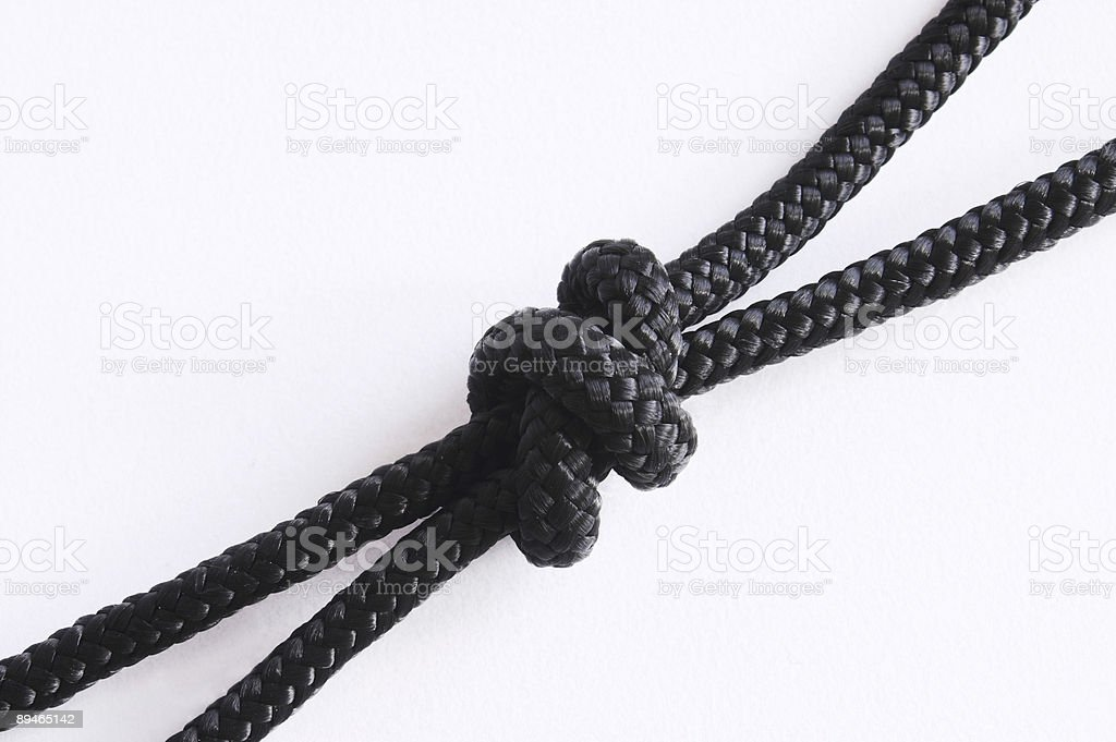 Knots. Grapevine #4 royalty-free stock photo