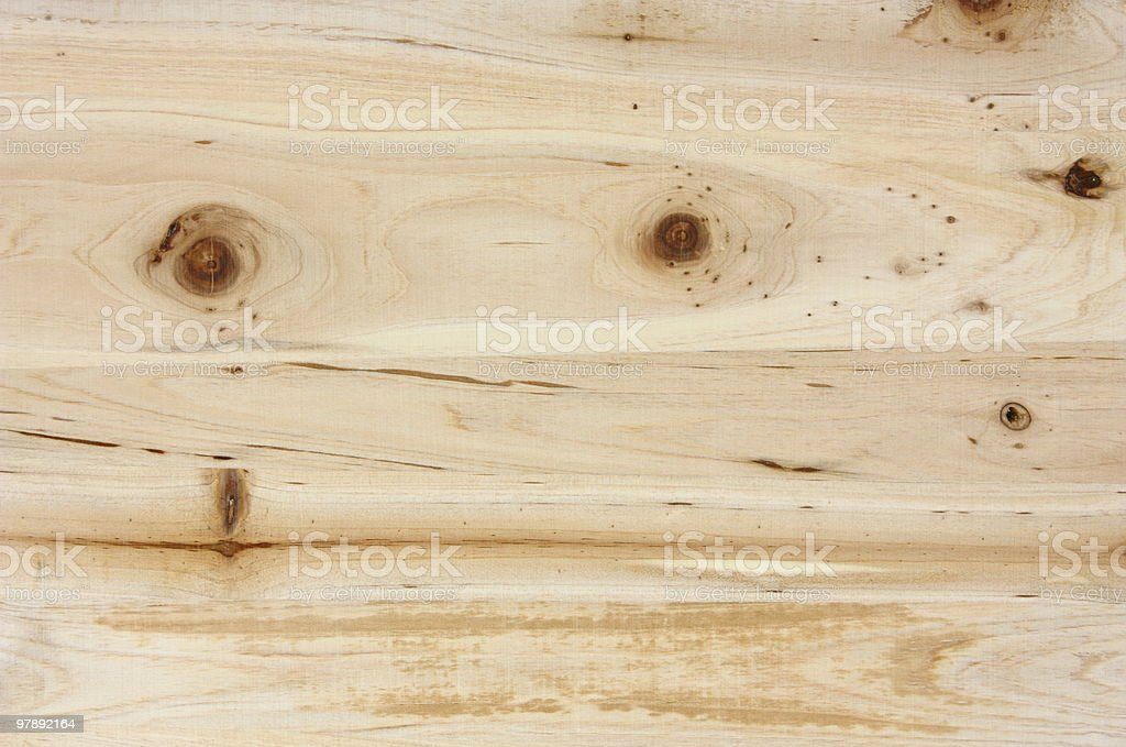 Knotted wood grain royalty-free stock photo