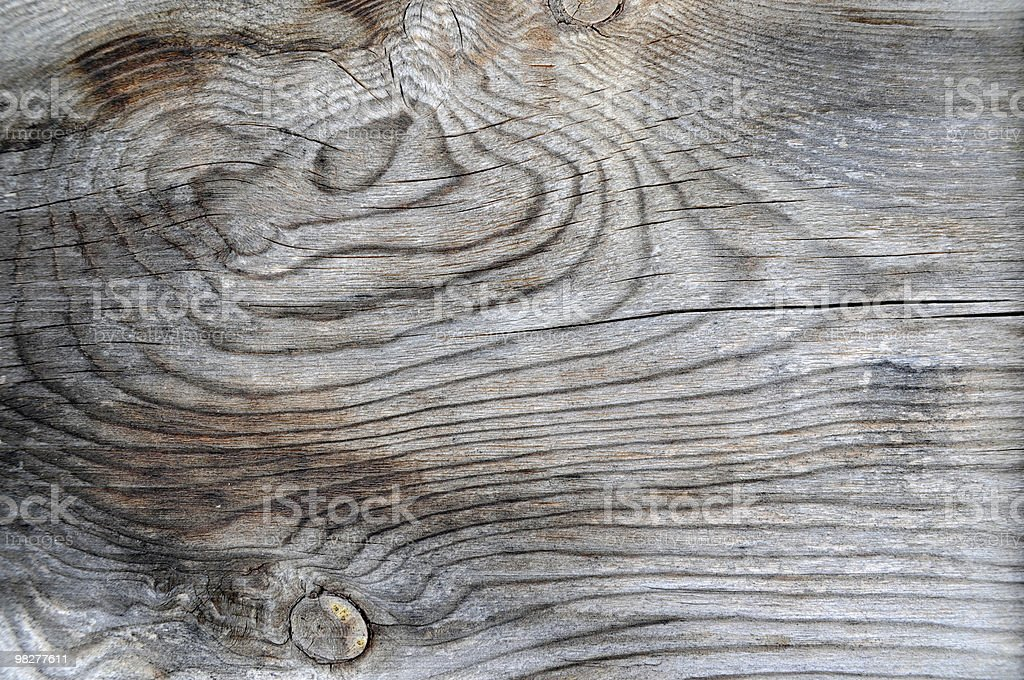 knotted wood pattern for background royalty-free stock photo