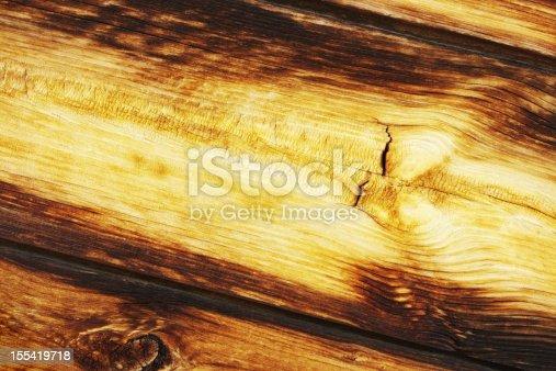istock Knotty Alder Wood Woodgrain 155419718