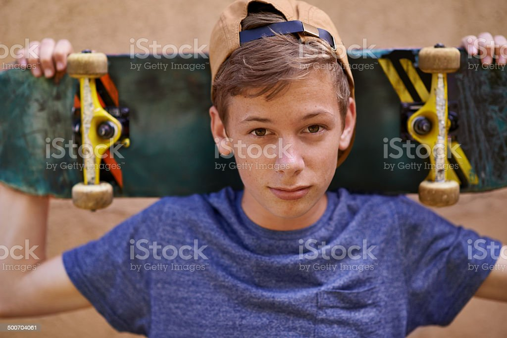 I know a few good tricks stock photo