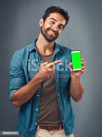 istock I know a good app when I see one 998850942