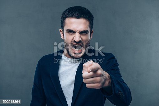 istock I know that was you! 500218364